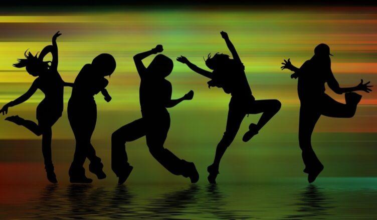 Студия современного танца (Внебюджет) Старшая группа